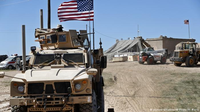 مقتل ٥ جنود في استهداف لقوات أمريكية في سوريا