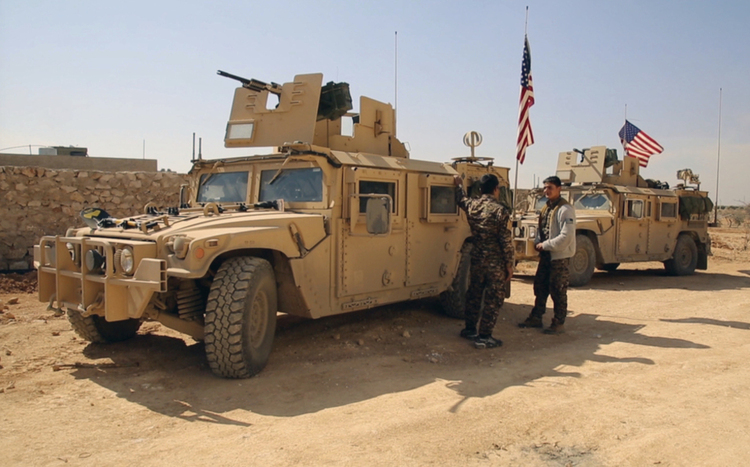 أمريكا تعلن عن إبقاء مجموعة مؤلفة من 200 عسكري في سوريا