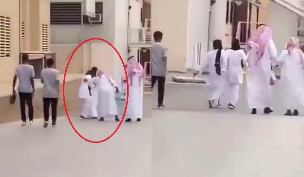 مسن يتحرش بممرضة في السعودية