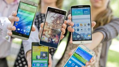 Photo of هاتف جديد يتصدر قائمة تصنيفات أسرع الهواتف الذكية