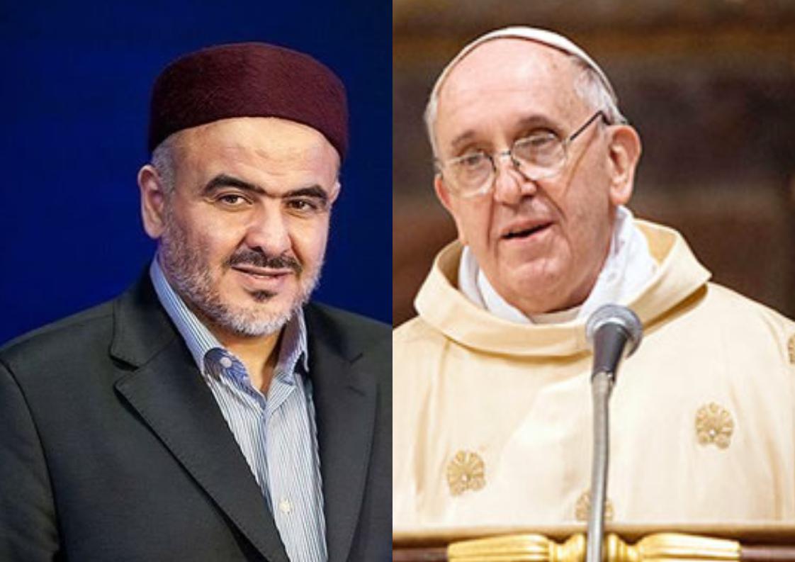 بمناسبة زيارته للإمارات.. الدكتور علي الصلابي يوجّه رسالة لبابا الفاتيكان