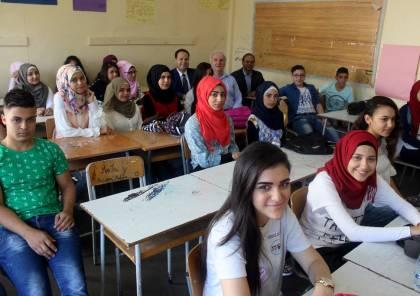 قرار وزاري بفصل الطلبة الفلسطينيين من المدارس الحكومية في لبنان