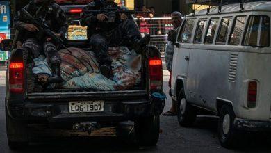 Photo of صورة من أحد أحياء البرازيل تثير جدلاً في العالم