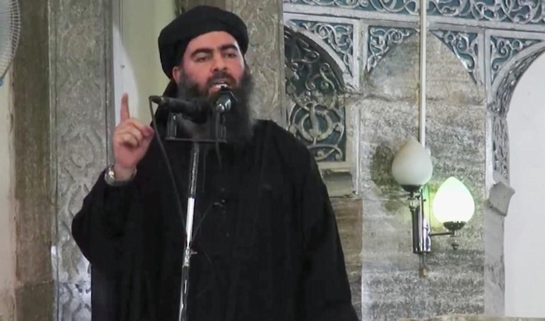 محاولة انقلاب في داعش