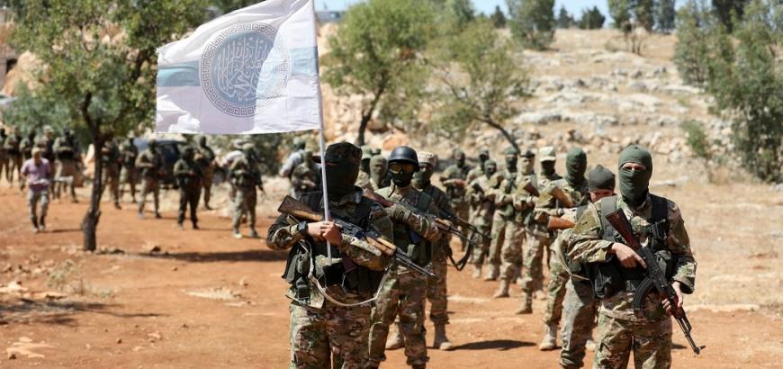توحيد المعارضة السورية