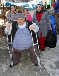 تغيير لا يصدق فقد 152 كيلو غرام من وزنه