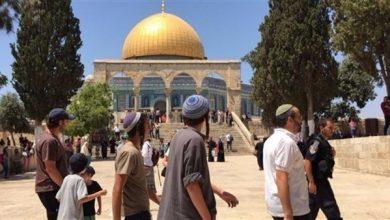Photo of وزير إسرائيلي يترأس اقتحاماً للمسجد الأقصى