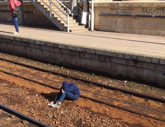 طفل قرر الانتحار