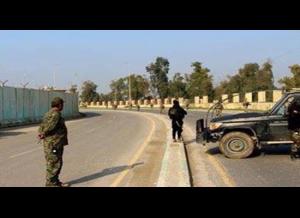 جنود أمريكان يجرون جولة راجلة في نينوى