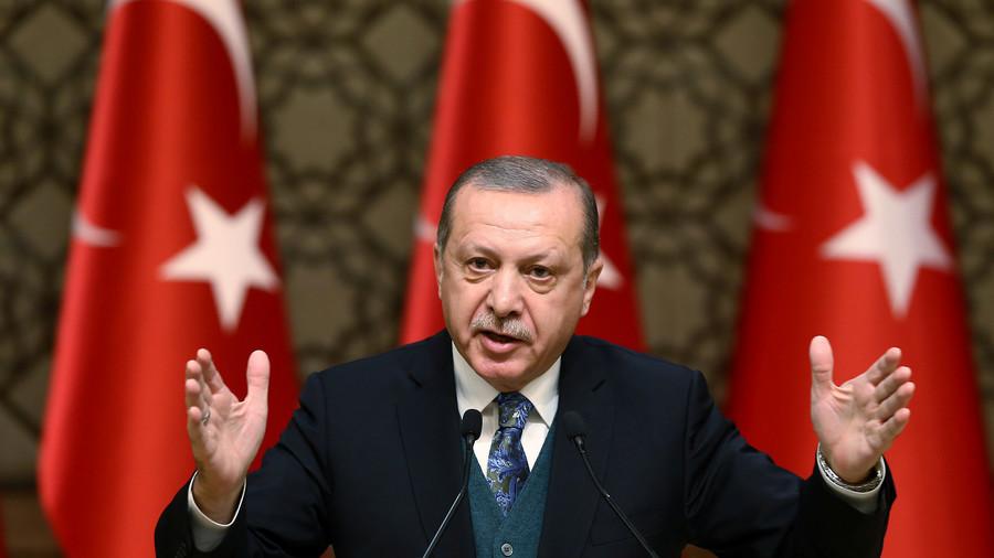 أردوغان يعلن سبب عملياته العسكرية