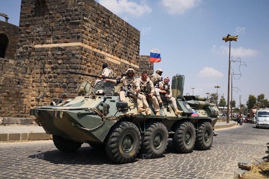 Photo of الفيلق الخامس يها جم حواجزاً عسكرية للمخابرات الجوية