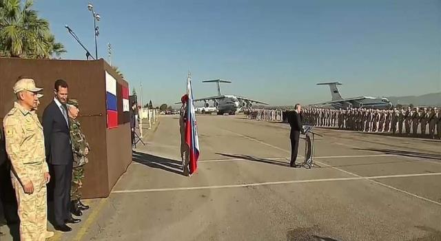 الكرملين يتخلى عن بشار الأسد