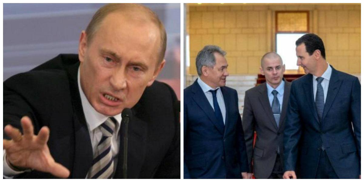 بوتين قد يلتقي الأسد