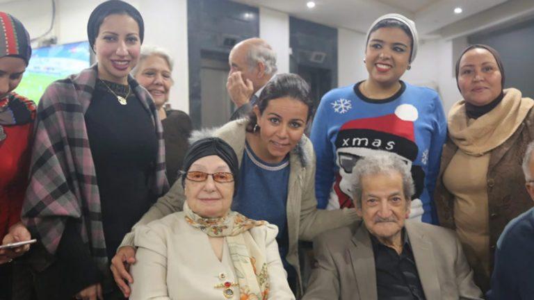 تزوج حب حياته بعد 70 عاماً