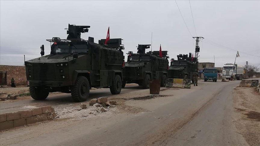 Photo of تركيا تعلن تسيير أول دورية مشتركة مع روسيا بتل رفعت