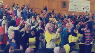 Photo of رقص طالبات في جامعة مصرية يتسبب بتحويلهن للتحقيق (فيديو)
