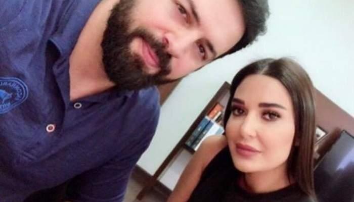 سيرين عبد النور تنفي خلافها مع تيم حسن
