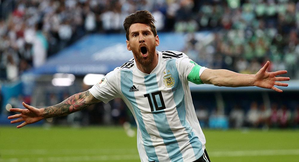 غياب ميسي عن مباراة الأرجنتين مع المغرب