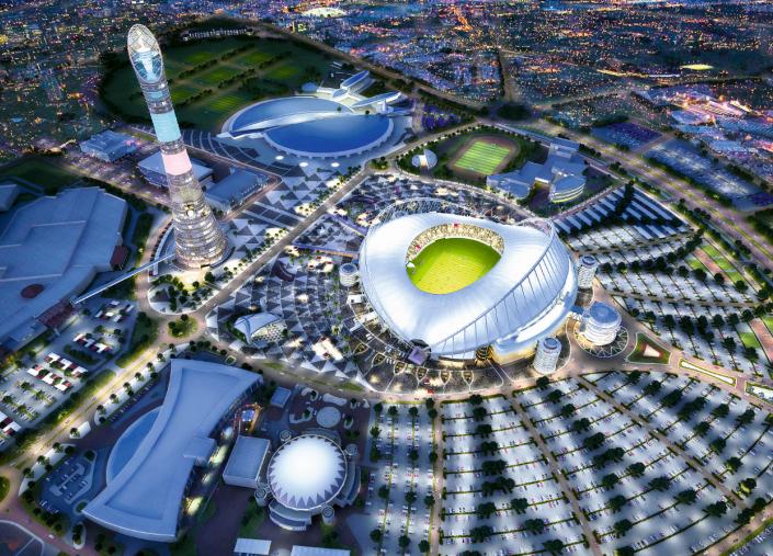 الكويت وعمان تترشحان لاستضافة المونديال مع قطر