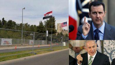 Photo of علم النظام السوري يرفع فوق الكنيست الإسرائيلي.. ما هو السبب؟!