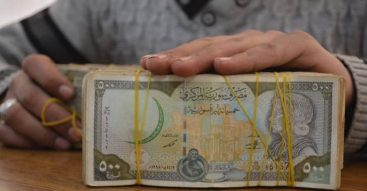 Photo of ارتفاع سعر الليرة السورية والتركية أمام العملات الأجنبية