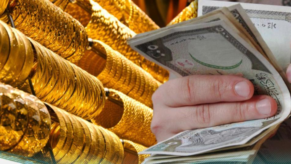 سعر صرف الليرة السورية والتركية أمام العملات
