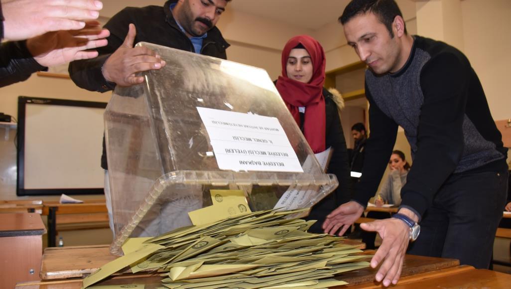 إعادة الانتخابات المحلية بإسطنبول