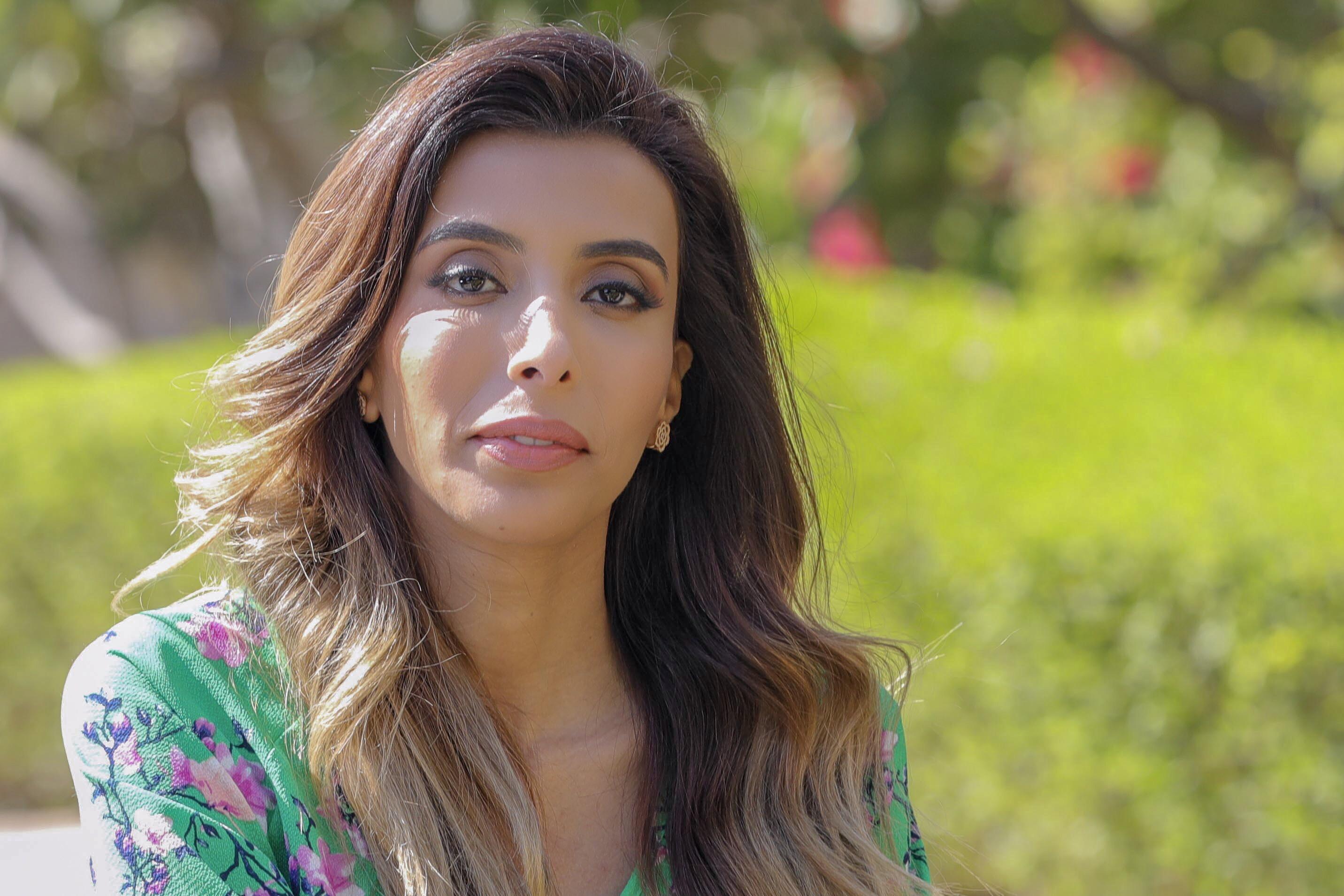 السعودية سمية إبراهيم الناصر