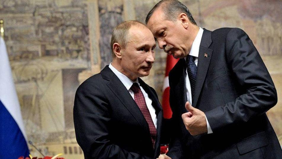أردوغان يلتقي بوتين للمرة الثالثة