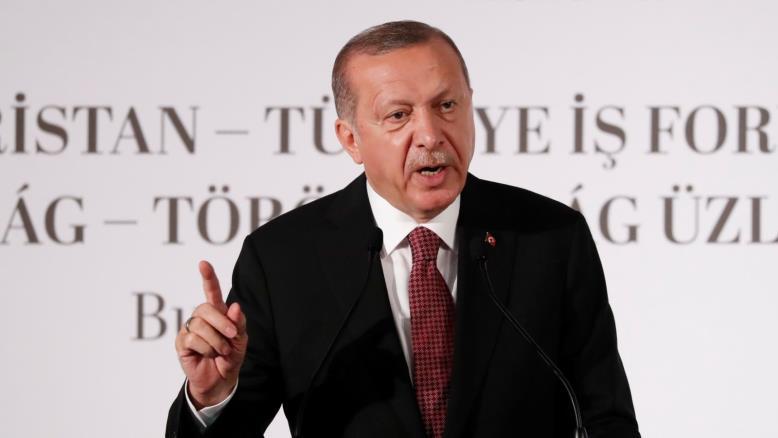 أردوغان اللاجئين السوريين في تركيا