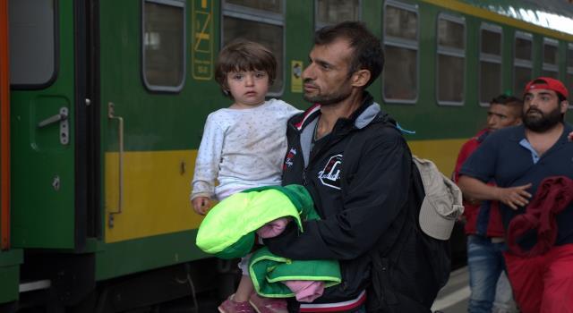 اللاجئون السوريون في الدنمارك