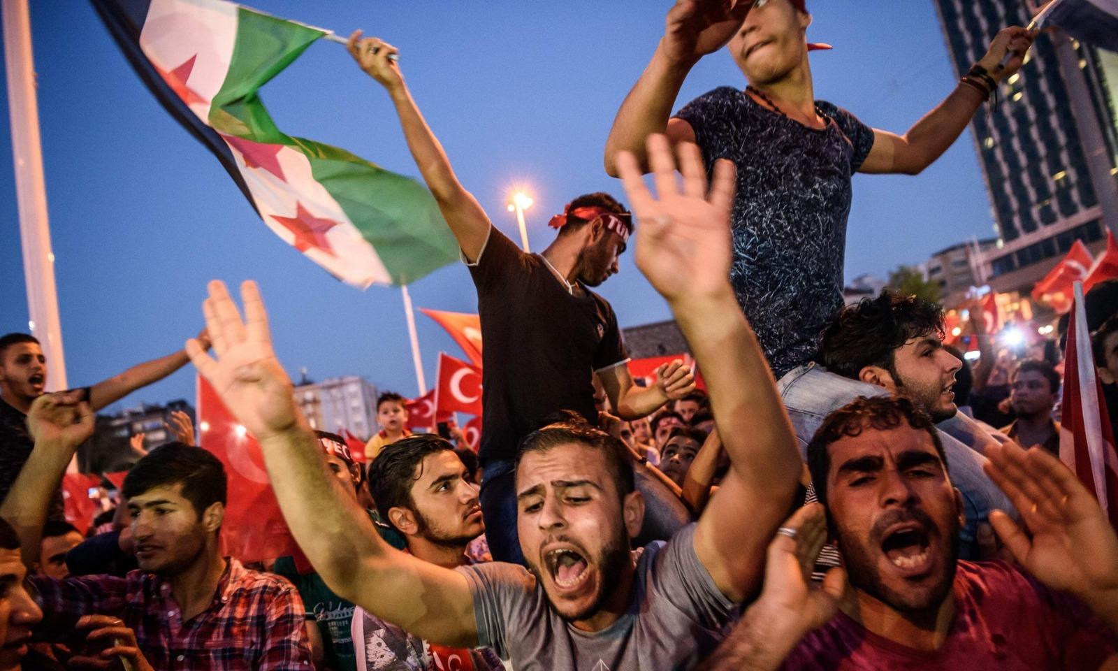 السوريون الانتخابات التركية