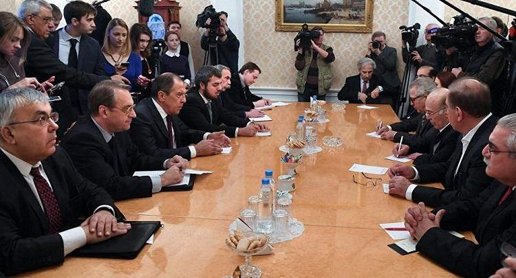 اللجنة الدستورية السورية