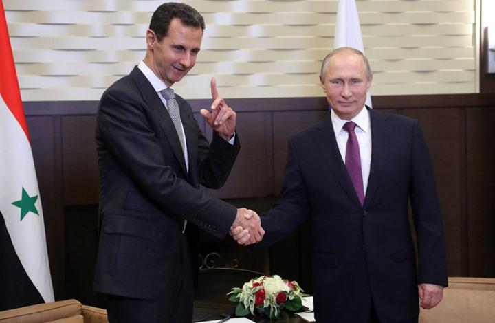 المجلس الإسلامي السوري يرد على بوتين