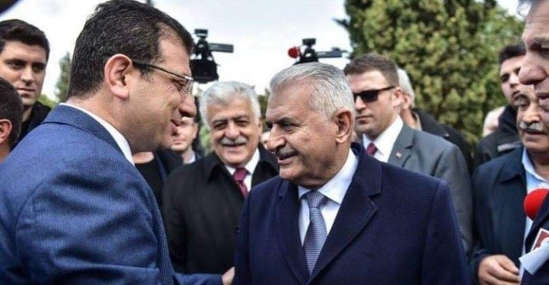 الفائز في الانتخابات بإسطنبول