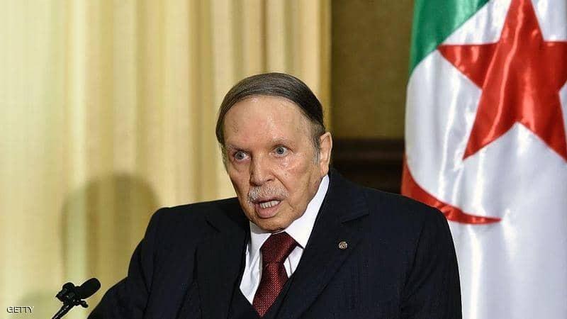البيان الرئاسي لاستقالة بوتفليقة
