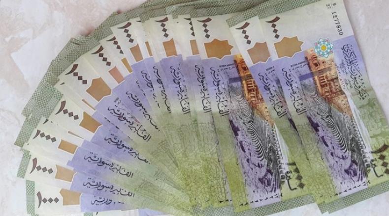 Photo of سعر صرف الليرتان السورية والتركية أمام العملات