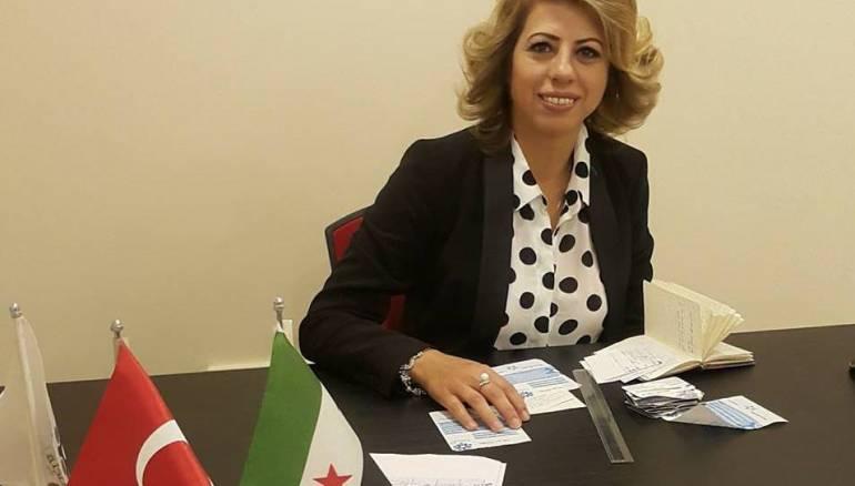 سيدات الأعمال السوريات