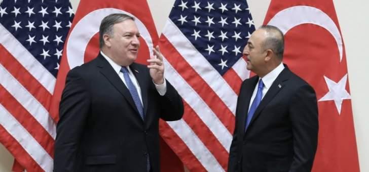 Photo of تركيا تدعو الولايات المتحدة بالاختيار بين البقاء حليفةً لها أو إنهاء علاقاتهما