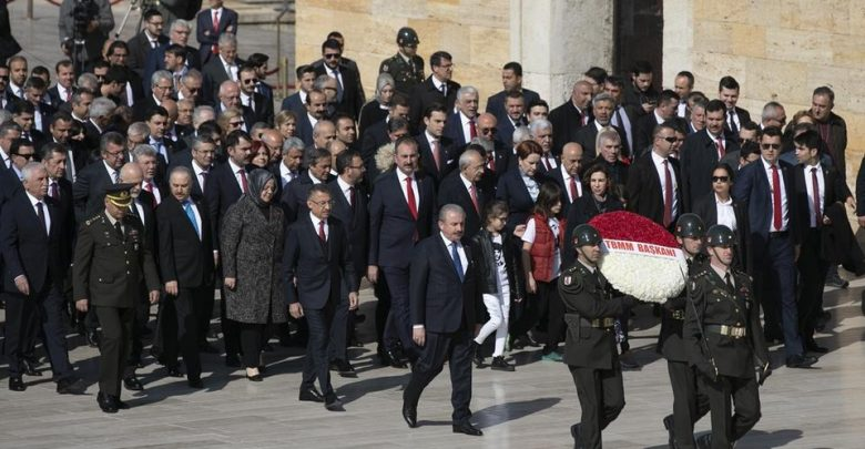 عيد السيادة الوطني في تركيا