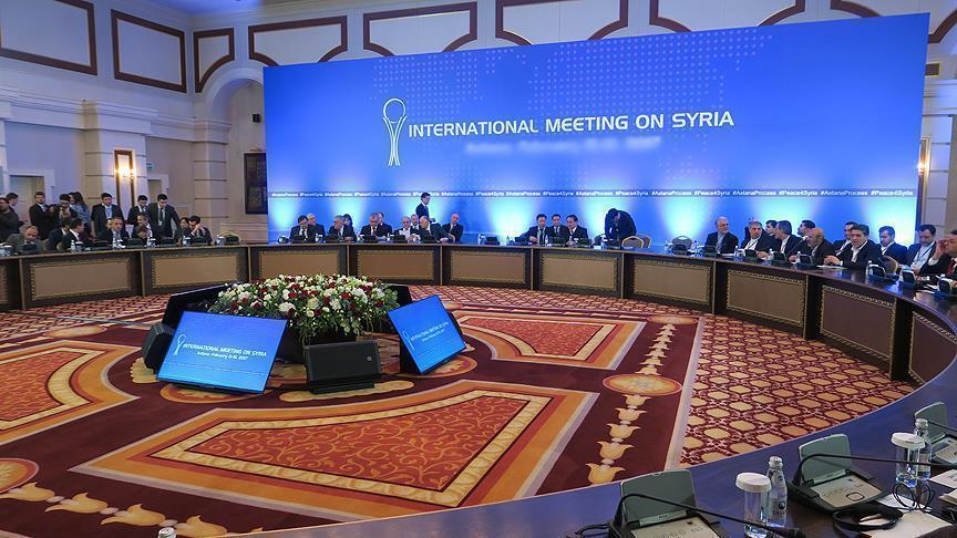 كازخستان تحدد موعد بدء محادثات أستانة