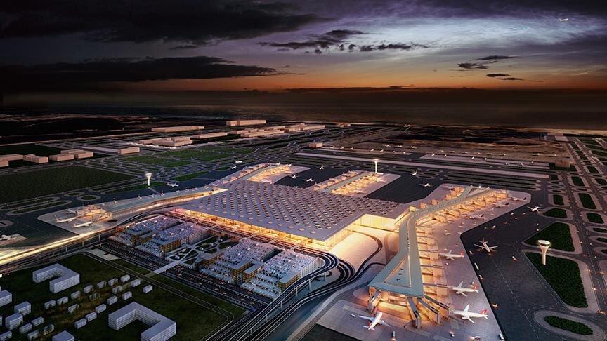تركيا تكشف موعد عملية الانتقال إلى مطار إسطنبول
