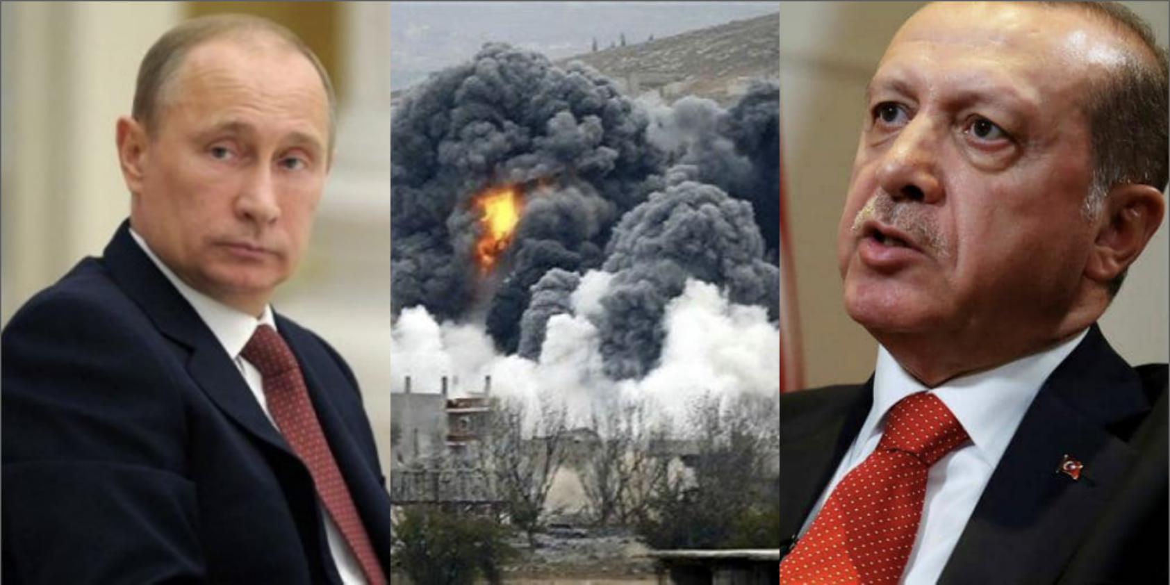 مفاجأت تنتظر روسيا و الأسد في إدلب