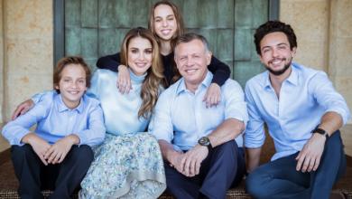 الملكة رانيا تنشر فيديو للإفطار مع زوجها