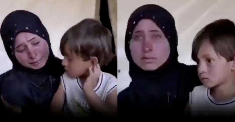 أتراك يبحثون عن سيدة سورية لمساعدتها