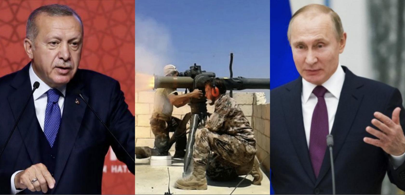 تركيا و روسيا وتقدم المعارضة السورية