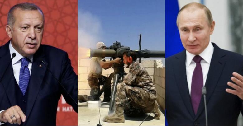 روسيا ترد على تركيا في سوريا