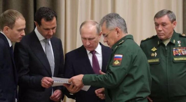 لماذا أوقفت روسيا التصعيد على إدلب