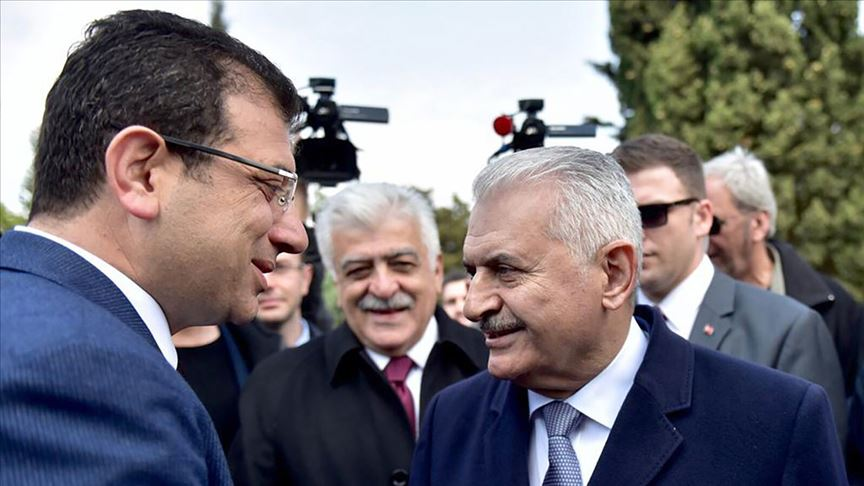 من سيفوز برئاسة بلدية إسطنبول