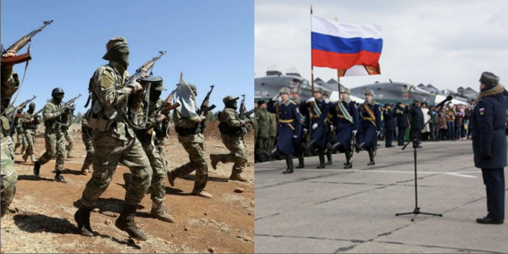 تحرير الشام تتوعد روسيا